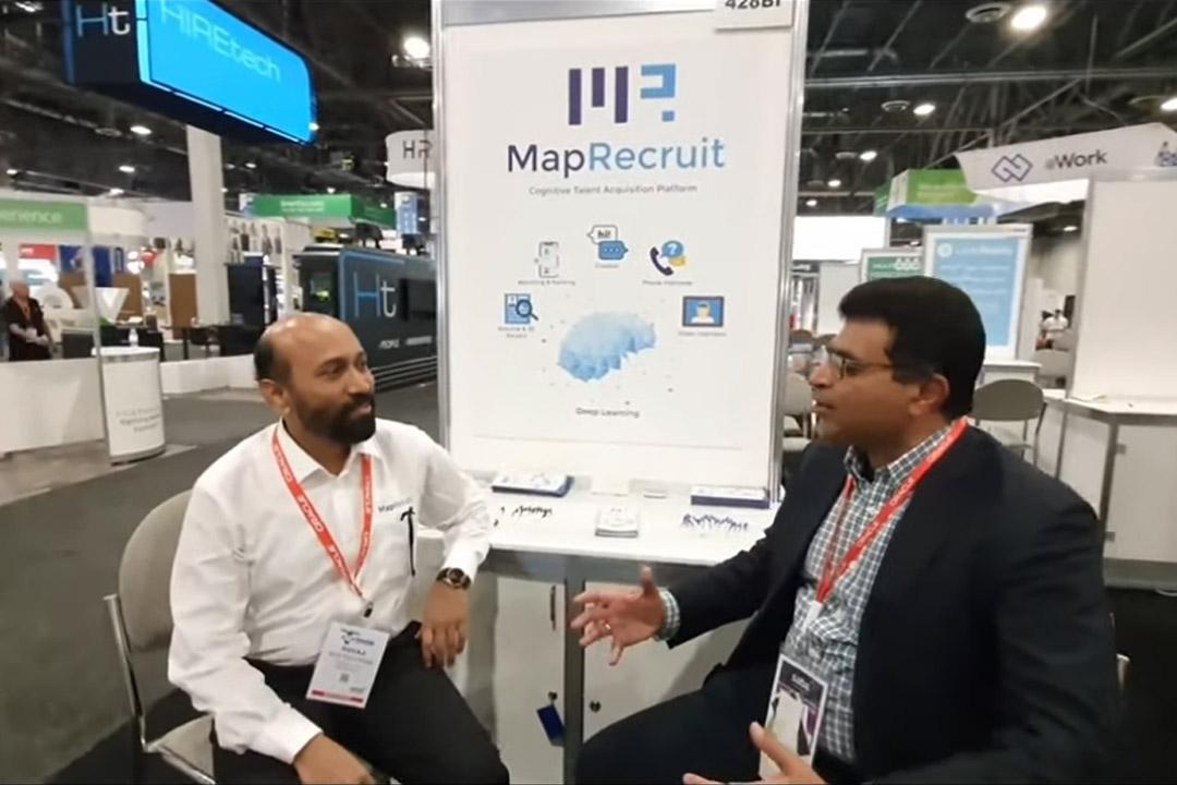 HR2Tech series with MapRecruit Talent Acquisition Platform